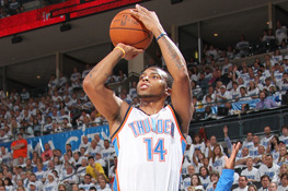 Oklahoma City Thunder: Why Daequan Cook Should Be Starting over Thabo Sefolosha