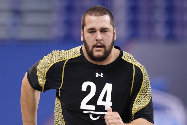 2012 NFL Scouting Combine Day 3 Impressions: USC LT Matt Kalil Shows He's Elite