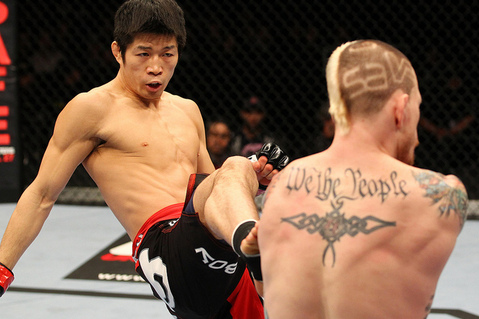 UFC 144 Results: Hatsu Hioki Wants Another Fight Before Challenging Jose Aldo