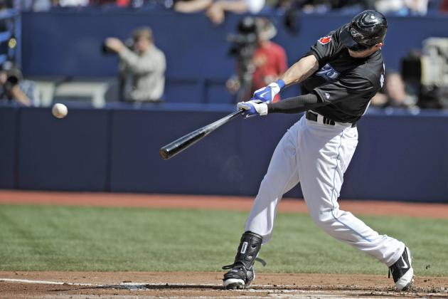 Toronto Blue Jays Spring Training 2012: Colby Rasmus Rejuvenated