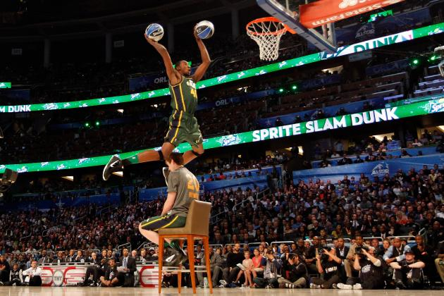 Jeremy Evans Slam Dunk Contest: Winner Benefits from Weak Field and Bad Format