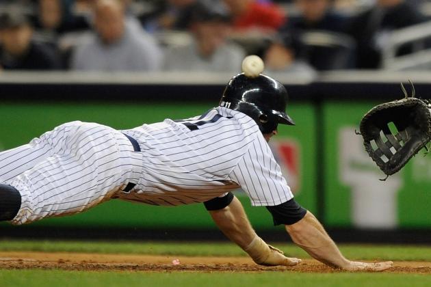 Brett Gardner and the Stolen Base Revival in the Post-Steroid Era