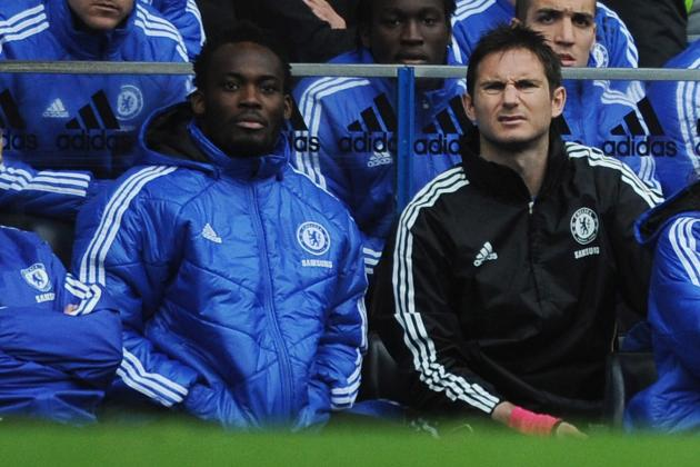 Chelsea vs. Bolton: Frank Lampard and Michael Essien Must Play for Blues Success