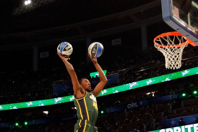NBA Slam Dunk Contest 2012: Breaking Down the Biggest Winners and Losers
