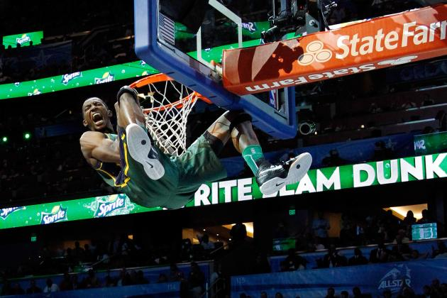 NBA Slam Dunk Contest 2012: Jeremy Evans Is Worst Slam Dunk Champion Ever