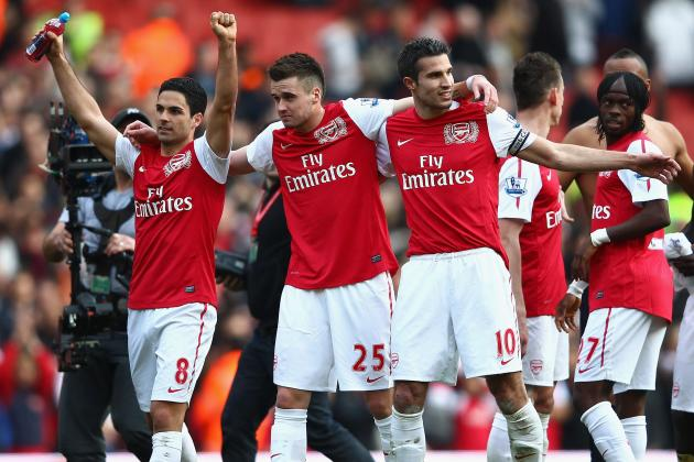 Arsenal Still Kings of London After Humbling Tottenham Hotspur 5-2