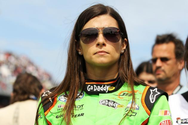 Daytona 500: Danica Patrick's Bid to Become the MC Lyte of NASCAR