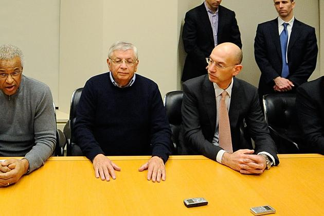 NBA: David Stern Says Adam Silver Should Be Next Commissioner