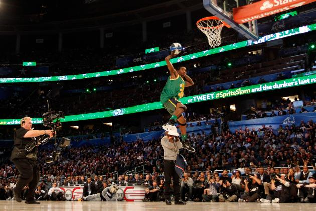 Jeremy Evans Slam Dunk Contest: Why Double Dunk Is Worthy Winning Jam