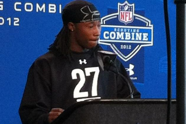NFL Combine 2012: Janoris Jenkins Stands out After a Great Press Conference