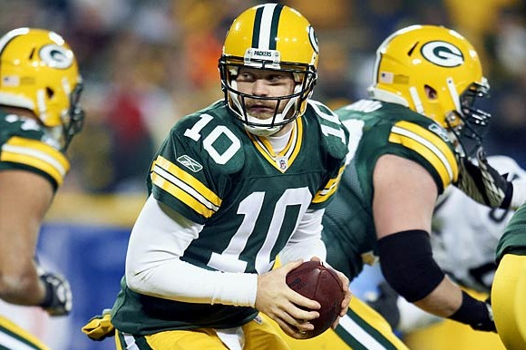 Matt Flynn: Could the Packers Get into the Draft's Top 10?