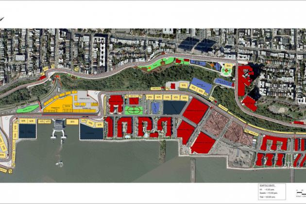 Formula 1: Can the Port Imperial Street Circuit in New Jersey Be a Success?