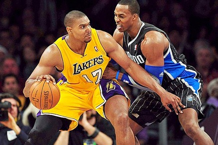 NBA Trade Rumors: NY Post Says Magic Not Interested in Lakers C Andrew Bynum