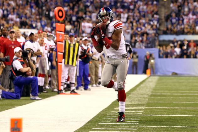 2012 NFL Free Agents: Mario Manningham Expected to Bolt Giants for Buccaneers