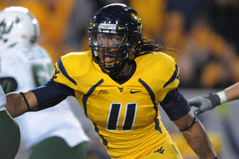 Rags to Riches: Keep an Eye on West Virginia's Bruce Irvin at the Combine