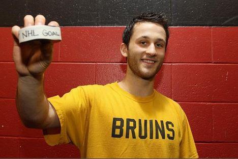 Happy Camper! Boston Bruins Win Season Series Against Ottawa Senators
