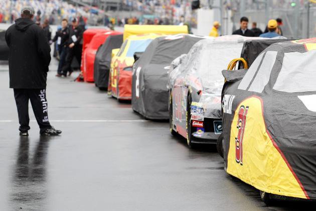 Daytona 500 Start Time: Latest Update on Weather Delay