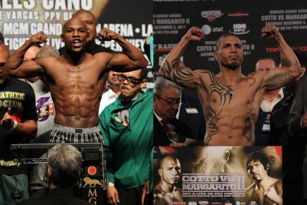 Floyd Mayweather Can KO Miguel Cotto,  Says Freddie Roach