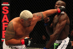 UFC 144 Results: Mark Hunt:
