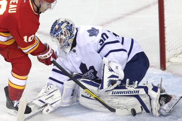 NHL Trade Rumors: Lack of Available Goaltenders Will Doom Toronto Maple Leafs