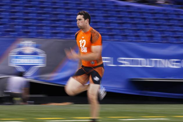 NFL Combine 2012: Why Andrew Luck's Performance Solidifies Him as Top Pick