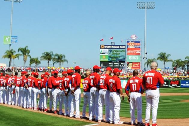 Philadelphia Phillies Spring Training in Clearwater: Almost Heaven?