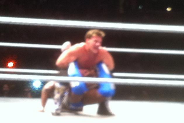 WWE RAW House Show Experience for 2-24-12