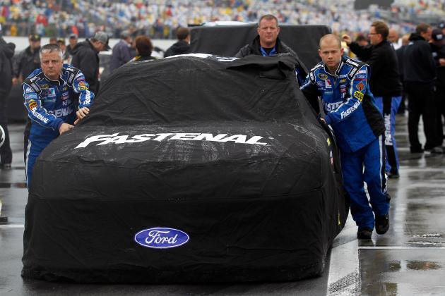 2012 Daytona 500: Rained Out. Is It Time to Make a Change?