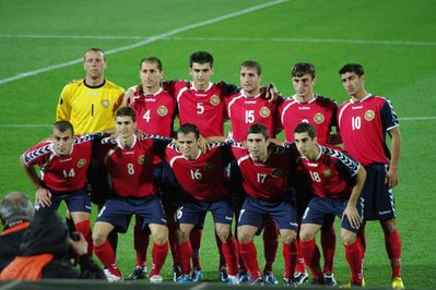 Armenian National Soccer Team: Minnows to Contenders?