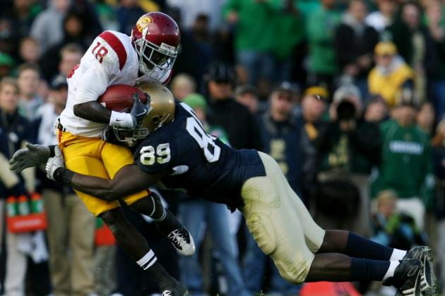 Notre Dame Football: An Early Look at the Irish Defensive Ends