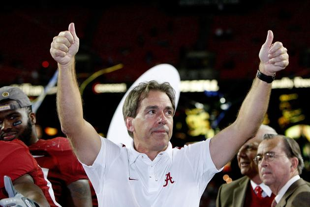 Alabama Recruiting:  Crimson Tide Flexing Its Muscle in Peach State