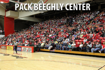 Calling All Fans: Pack Beeghly Center for Green Bay at Youngstown State