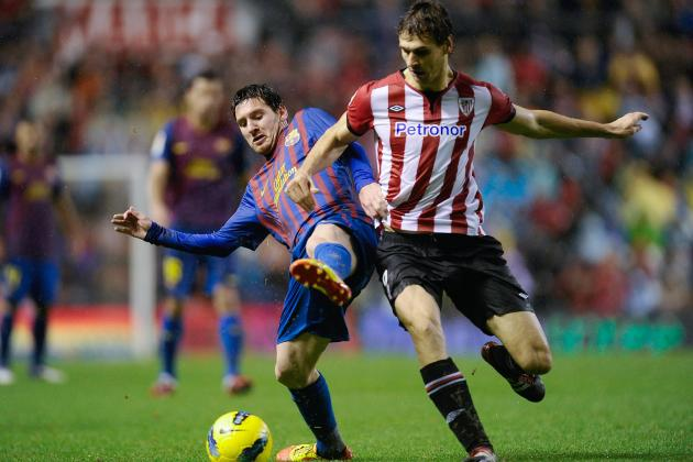 Barcelona v Athletic Bilbao: Bernabau will not host the 2012 Copa Del Rey Final