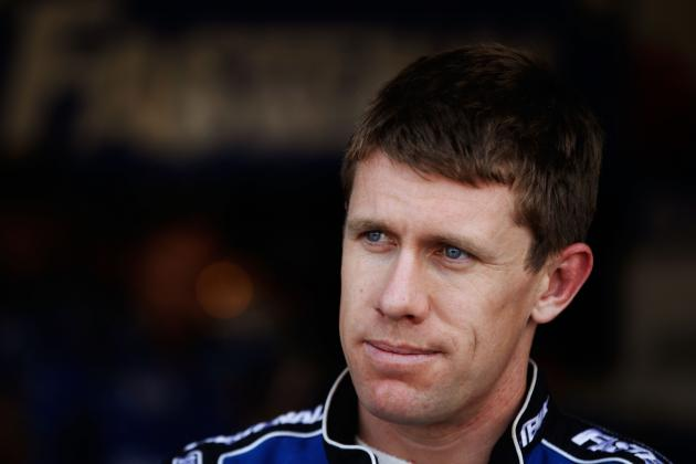 Daytona 500 Starting Lineup: Carl Edwards Must Take Advantage of Top Spot