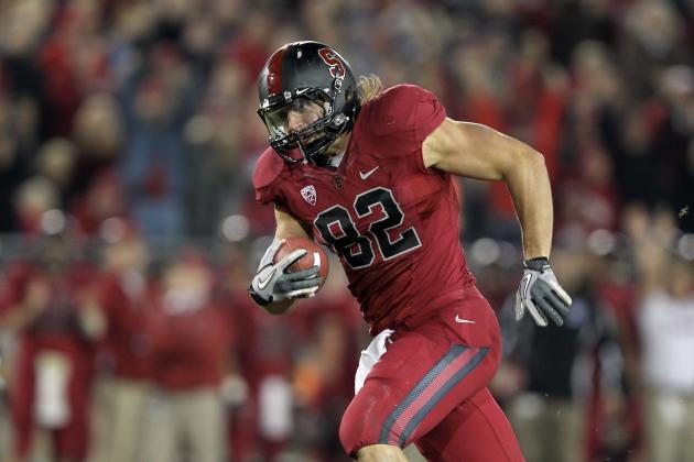 2012 NFL Draft: Stanford TE Coby Fleener Scouting Report