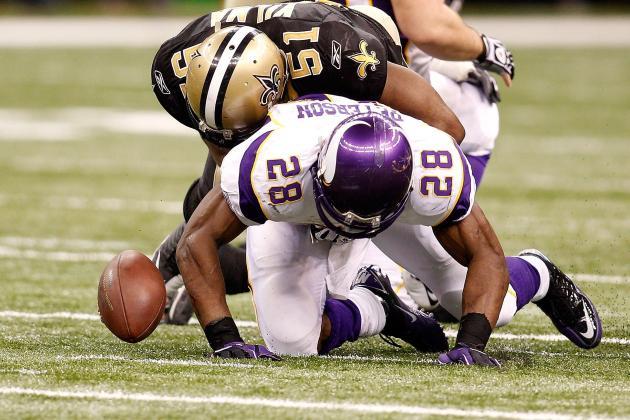 Buyer Beware! NFL Running Backs: Leading Rushers Equal Leading Losers