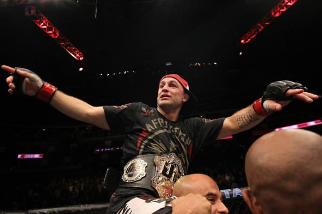 UFC 144: Frankie Edgar Deserves a Title Shot, No Matter Where He Fights Next