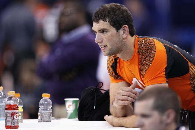 NFL Combine 2012: How Did Stanford QB Andrew Luck Perform?