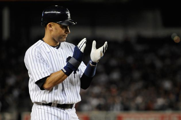 New York Yankees Spring Training 2012: Derek Jeter the Last Man Standing?