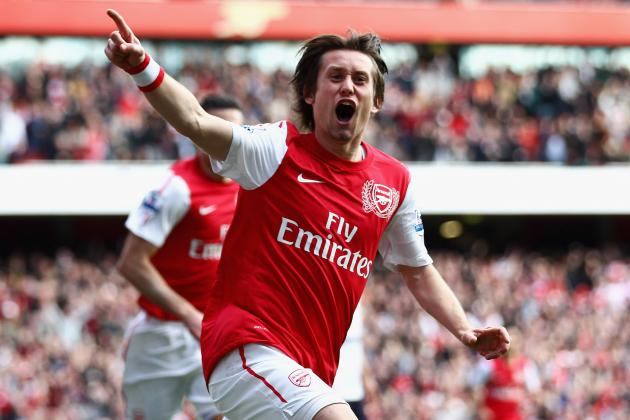 Arsenal vs. Tottenham: Gunners' 5-2 Victory Still a Flawless Performance