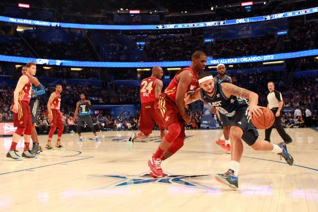 2012 NBA All-Star Game: Deron Williams' Sloppy End Can Be Fixed by Valuing Dunks