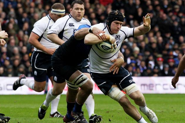 2012 Six Nations Rugby: Scotland Searching for Answers After France's Rally