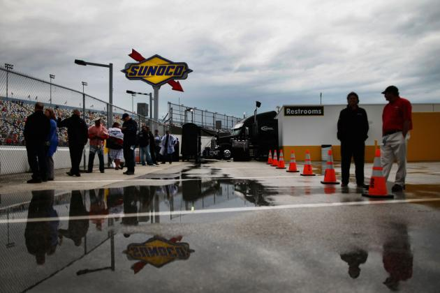 Daytona 500 2012 Start Time: With Rain Looming Expect Delayed Start Again