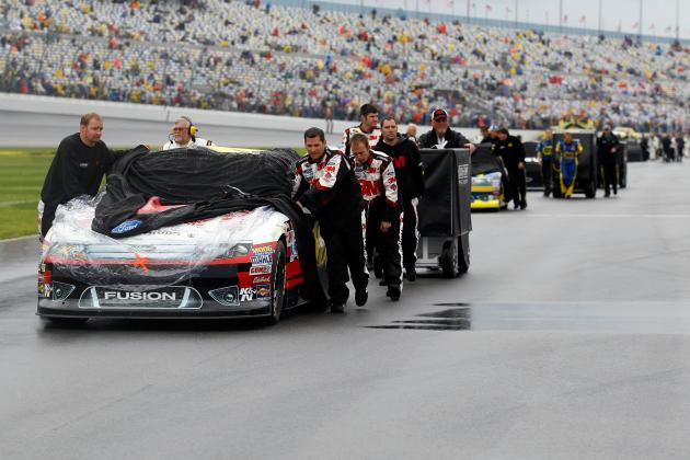Daytona 500 Weather: NASCAR Smart to Push Postponed Race to Primetime