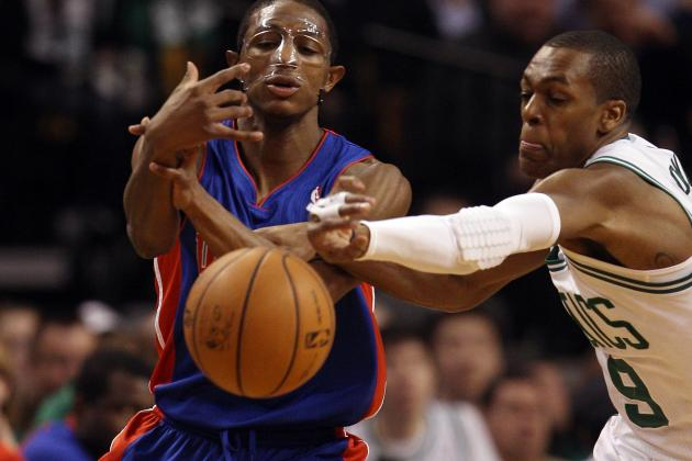 NBA Trade Rumors: Can Rajon Rondo Save Kobe Bryant and the Lakers' Season?