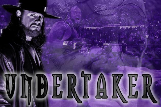 WrestleMania 28: Should Taker's WrestleMania Streak End with Him on His Back?