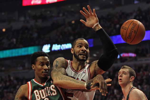 Now Is the Time for Chicago Bulls to Trade Carlos Boozer