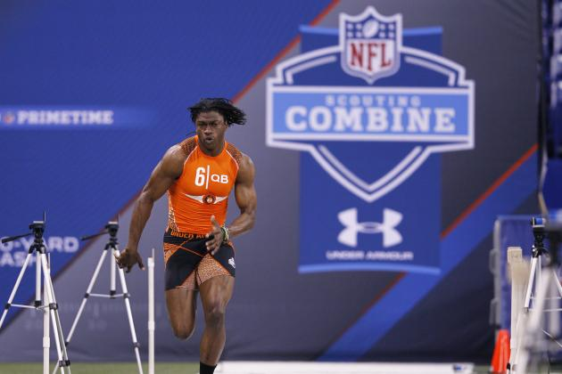 Three Big Changes We'd Like to See for the 2013 NFL Scouting Combine