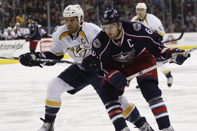 NHL Trade Deadline: Rick Nash, Shea Weber and Players Who Won't Be Moved