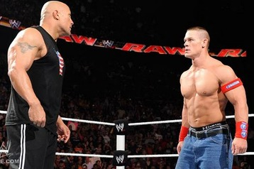 The Rock vs John Cena: Latest on WrestleMania 28 Headline Match